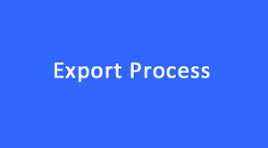 Export Process step by step