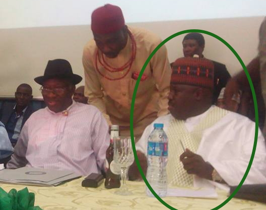 alimodu sheriff walks out of jonathan peace meeting