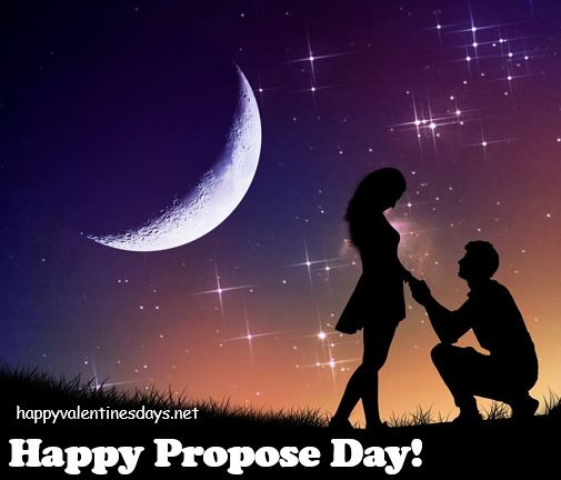 Propose Day Picture