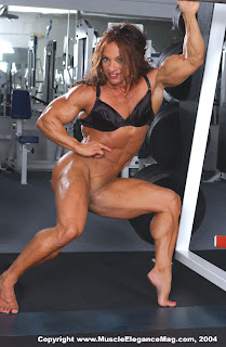You colette guimond female muscle not take
