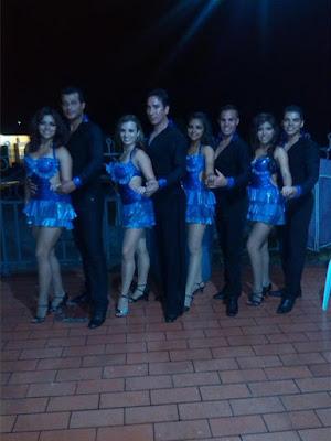diego araya, academia de baile, blue dance academy, swing con klave