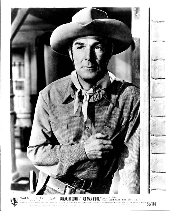 2c203e41ff9d3b ... hat that he gave it a name, Chapeau. Tragically, it was crushed by a  wagon Wheel when he was doing his own stunts in a fight in Tall Man Riding  in 1955.