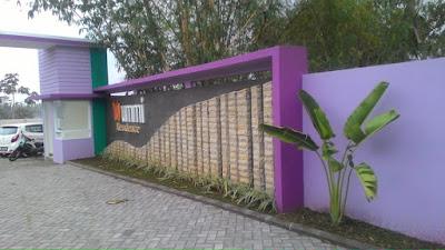 Rumah 2 lantai ummi residence dekat stadion pakansari