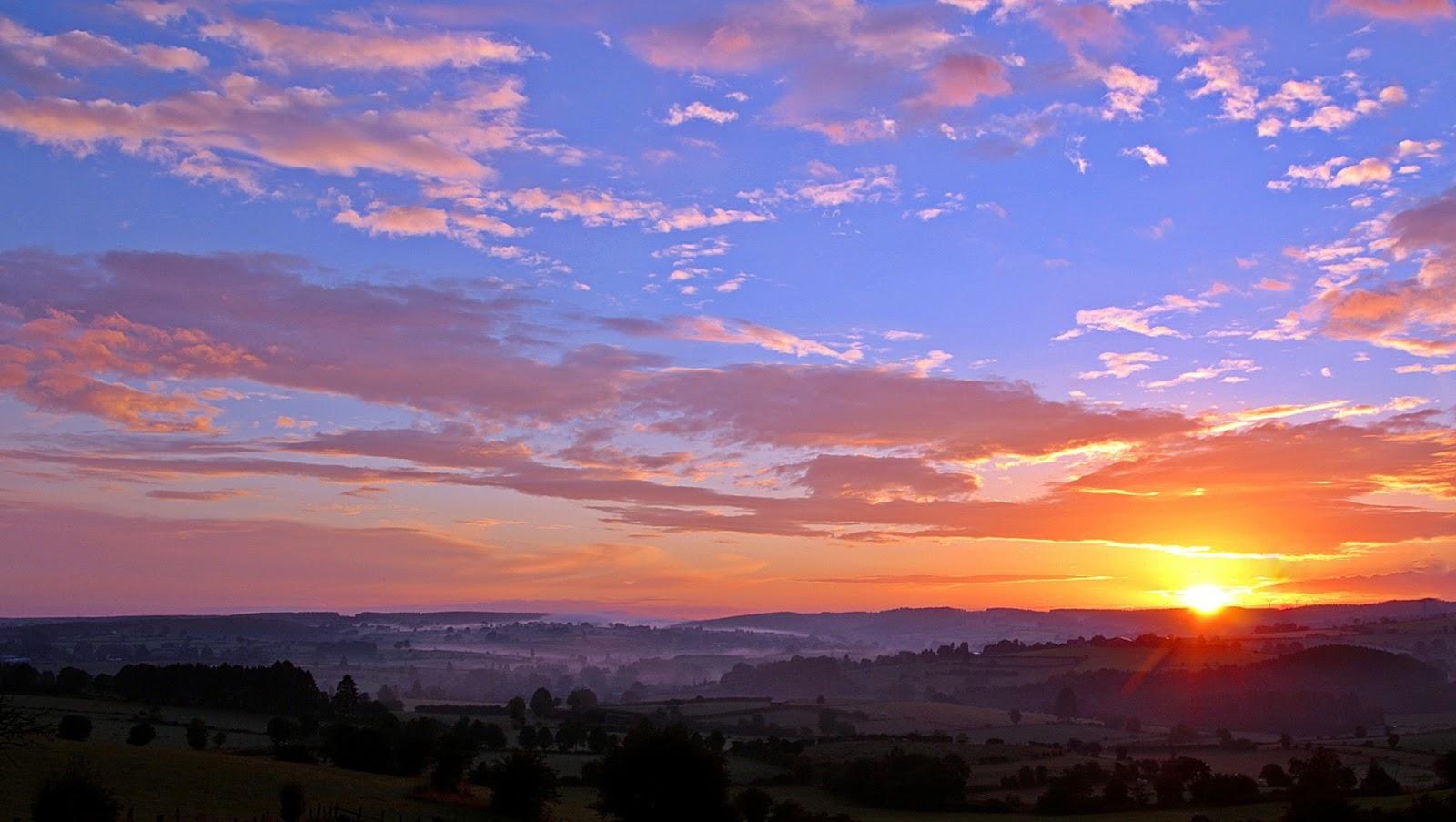 Unduh 97+ Gambar Pemandangan Indah Di Pagi Hari Paling Bagus Gratis