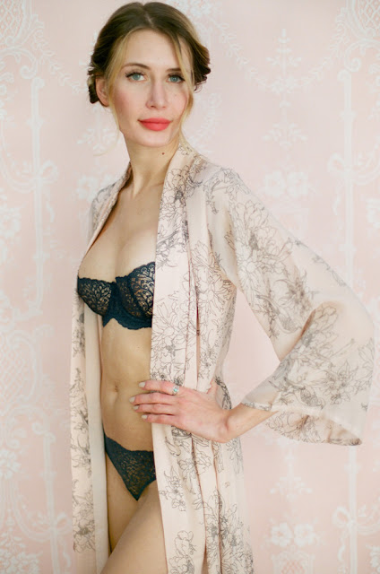 Choosing the best lingerie for a fashion or boudoir photoshoot