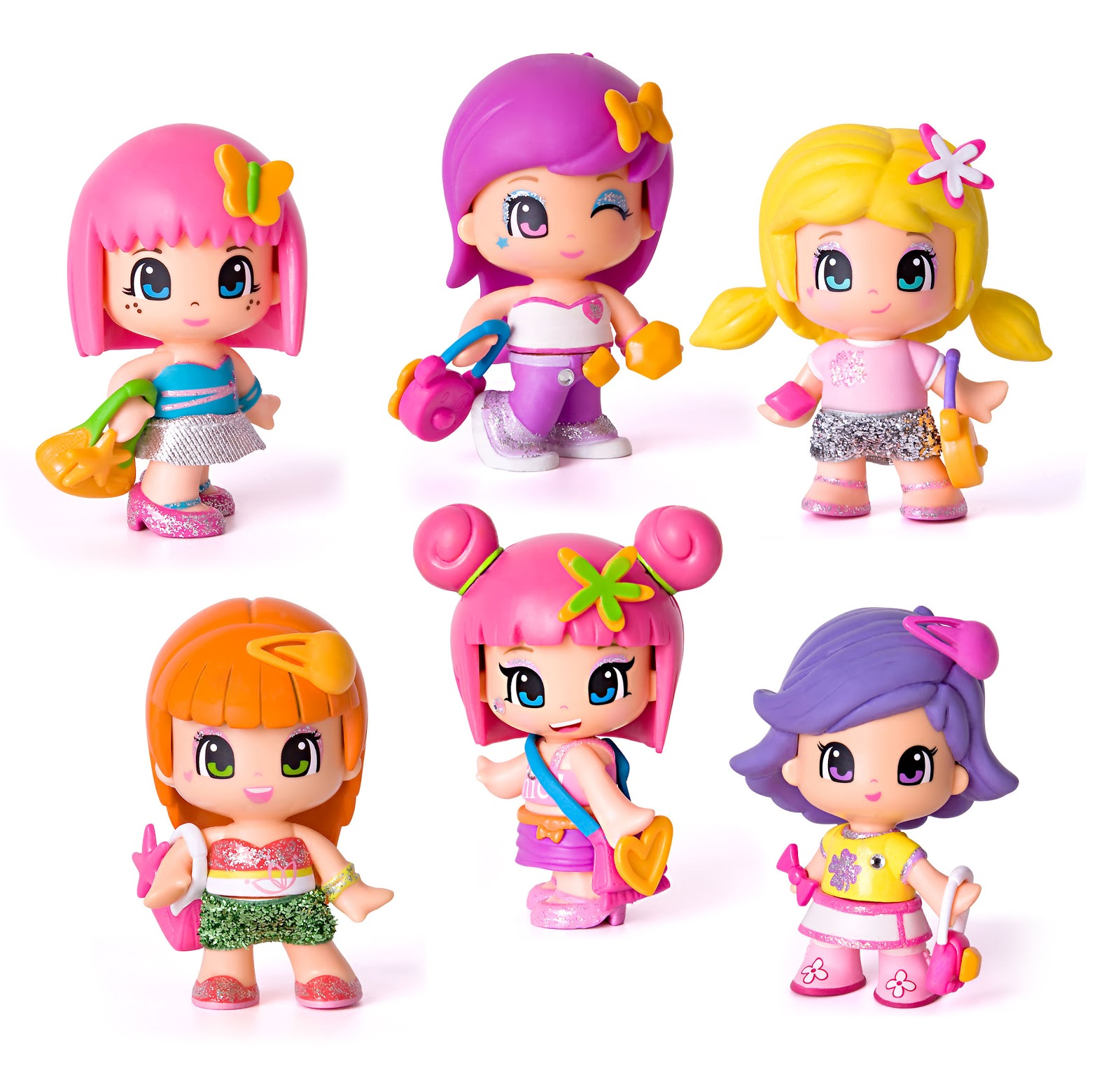 2012 Holiday Gift Guide Pinypon Fun Toys for Girls