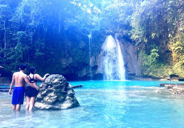 Kawasan Falls - Badian, Cebu