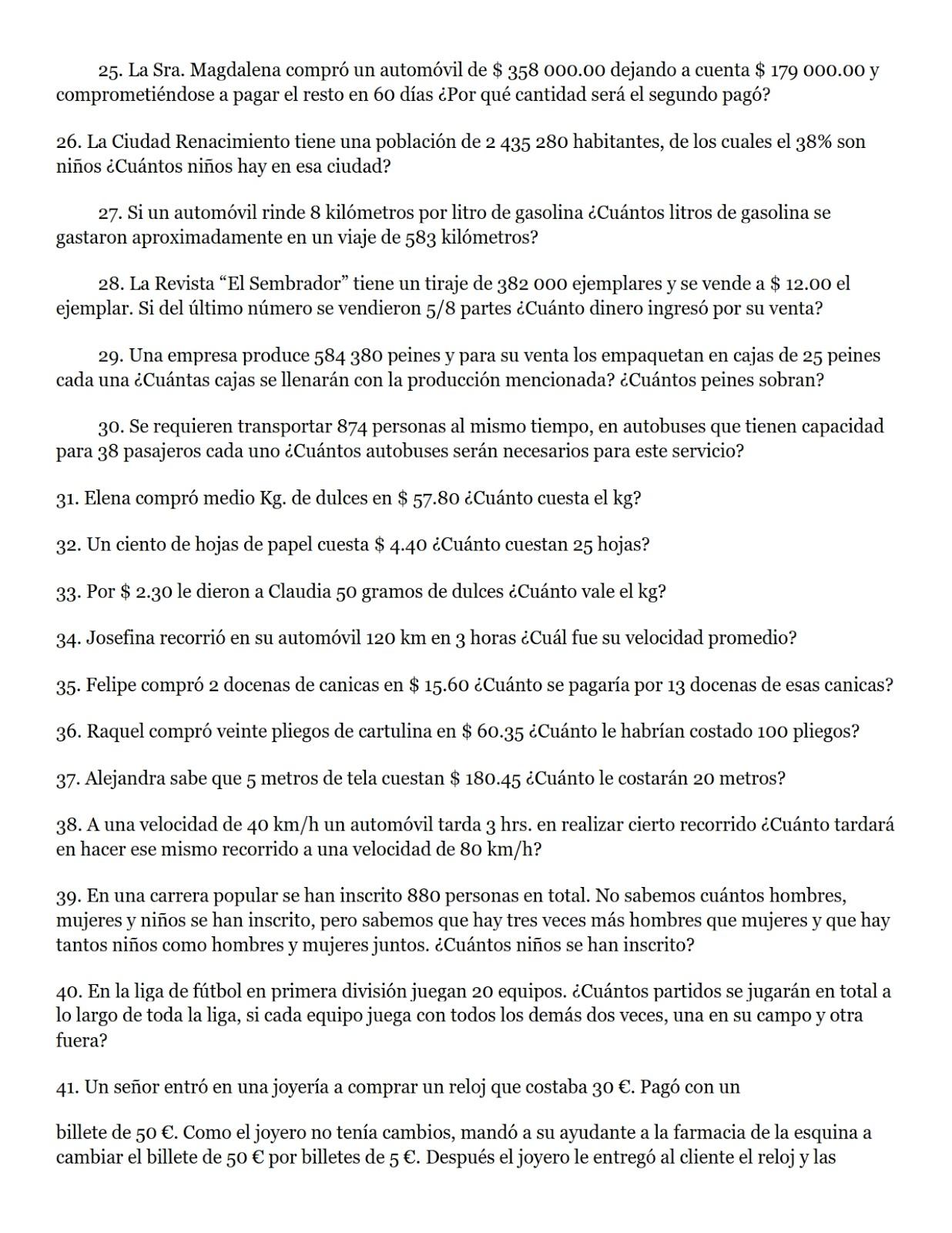 Lujo Por Ciento De Las Hojas De Trabajo De Grado 5 Regalo - hojas de ...