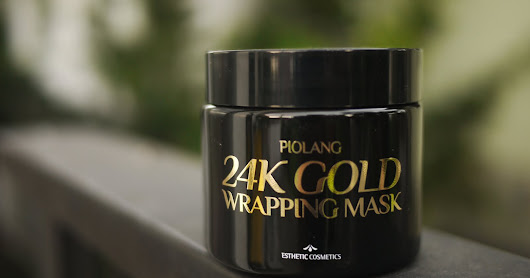 HOW HARD DID AGING HIT YOU? LET PIOLANG 24K GOLD MASK DO THE TRICK!