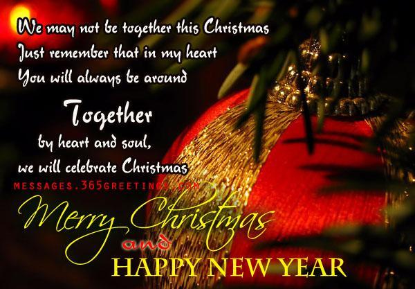 Short Christmas message