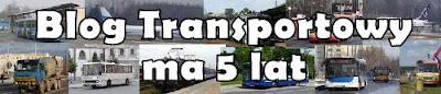 Blog Transportowy ma 5 lat. 2009-2014