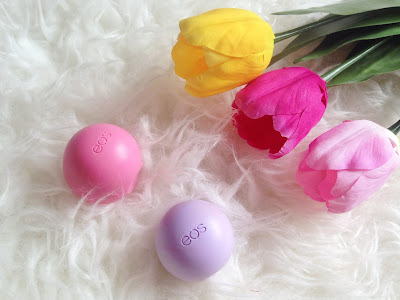 EOS Lip Balm Review