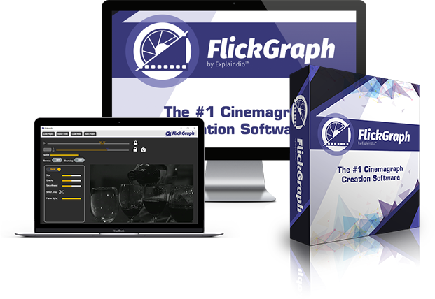 [GIVEAWAY] FlickGraph [THE #1 CINEMAGRAPH CREATION SOFTWARE]