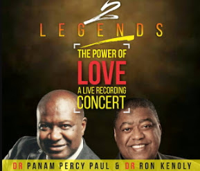 panam percy paul ron kenoly concert