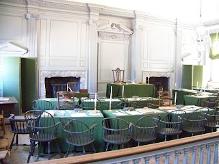 Assembly Room in Independence Hall
