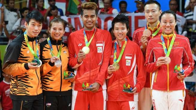 Fakta Menarik di Balik Jumlah Bonus Menggiurkan di Olimpiade Rio 2016