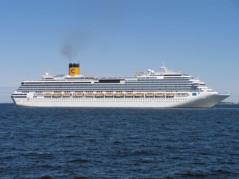 Costa Cruises Sending Fifth Ship to Asia