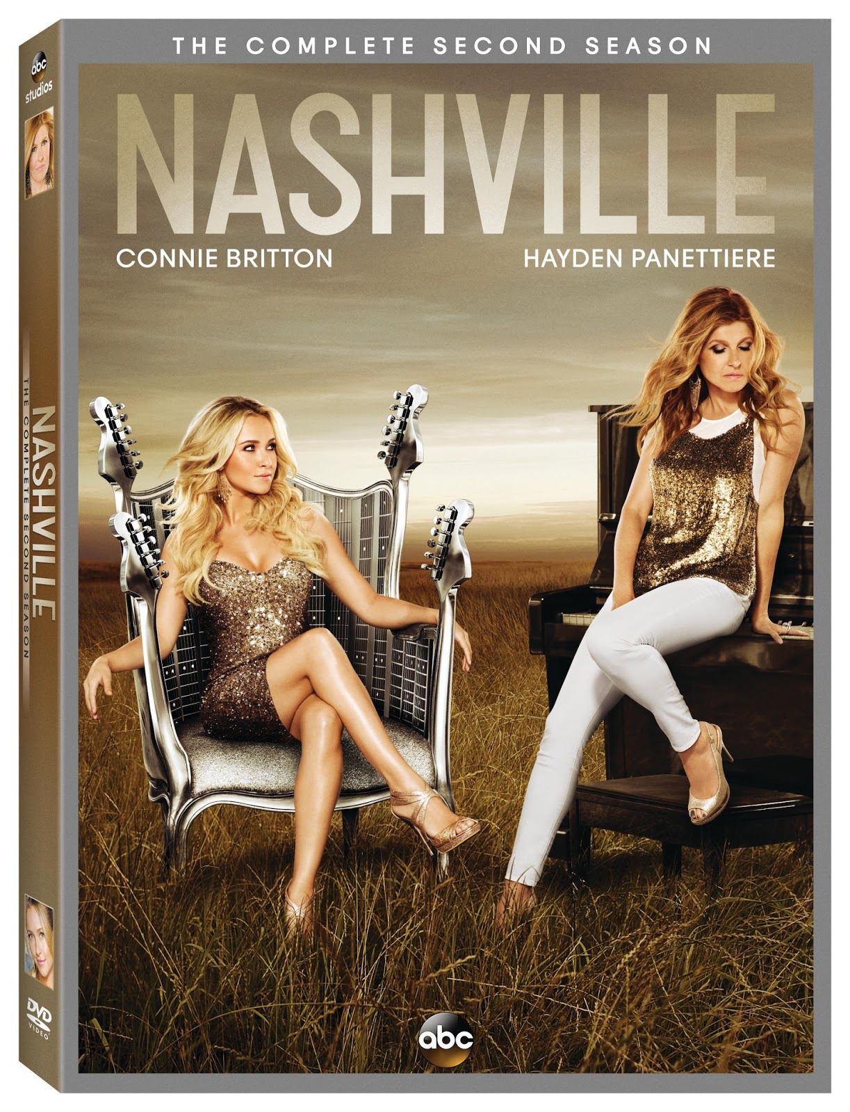 """Nashville: The Complete Second Season"" Giveaway"