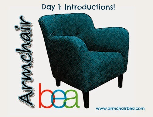 ArmchairBEA2014 Day1