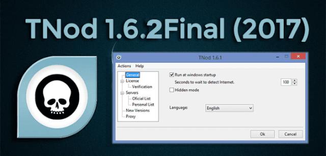 TNod User & Password Finder 1.6.1 Final