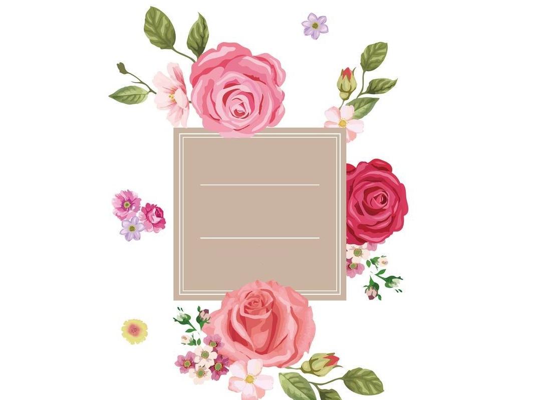 أجمل صور خلفيات ورود و زهور للكتابة عليها