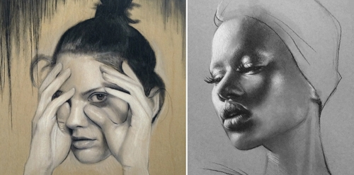 00-Kate-Zambrano-Capturing-Expressions-in-Portrait-Drawings-www-designstack-co