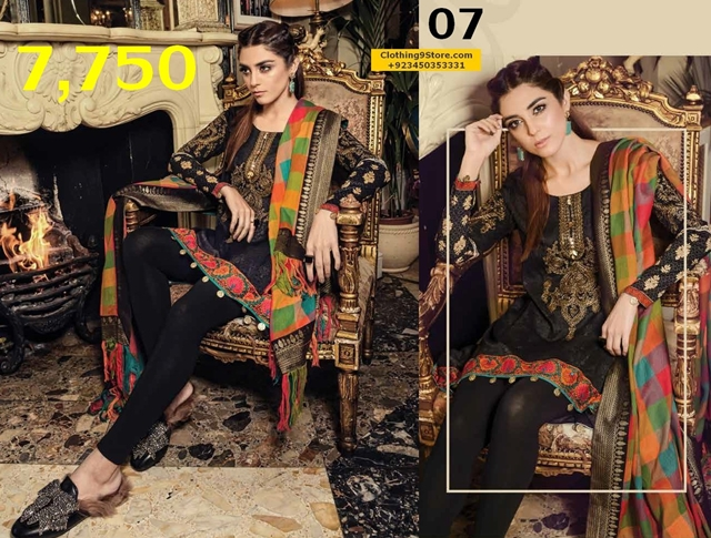 Maria B MPrints Fall Winter Collection 2017-18
