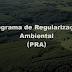 Após o CAR: Programa de Regularização Ambiental e Cotas de Reserva Ambiental