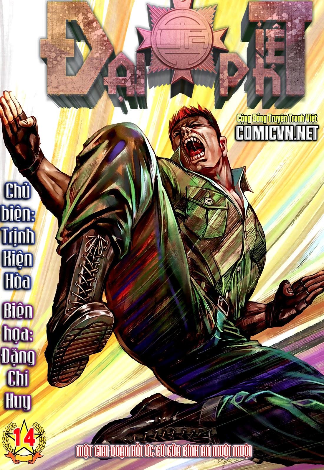 Đại Quân Phiệt chap 14 trang 1