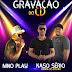 Gravação do CD de Kaso Sério neste domingo (03) no Espaço do Povão em Ruy Barbosa