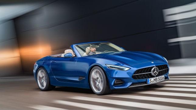 2020 All-New Mercedes-Benz SL - MS+ BLOG