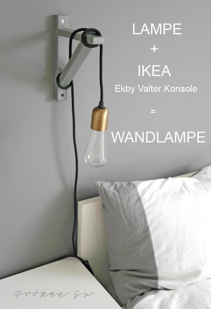 Fröken Su - Mein Kreativblog: Projekt 2 - Upgrade Schlafzimmer - DIY ...