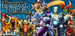 Download Legedary Heroes Moba Mod Apk Kohandroid