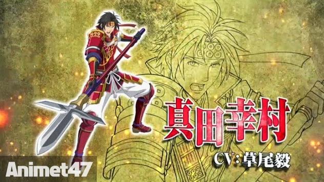 Ảnh trong phim Sengoku Musou 1