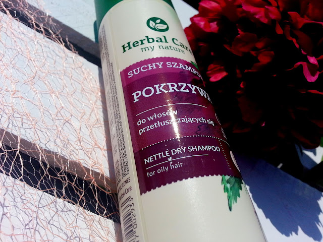 Herbal Care my nature, Suchy szampon, Pokrzywa