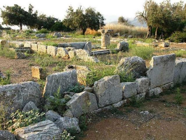 Αρχαία Τροιζήνα: Η μυθική πατρίδα του Θησέα (βίντεο)