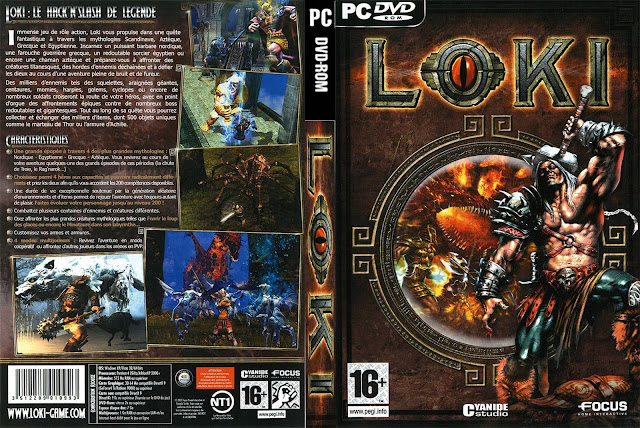 Capa Loki PC