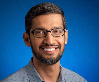 Google ceo sundar pichai india