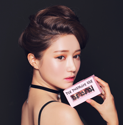 3CE Pink Rumour Pigment Kit