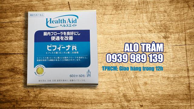 Nhà thuốc bán men tiêu hóa Nhật quận Tân Phú HCM