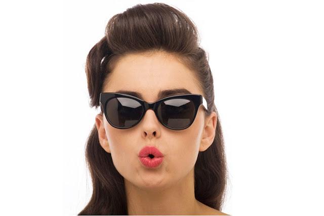 yüze uygun güneş gözlüğü seçimi