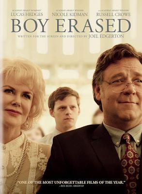 Boy Erased [2018] [DVD R1] [Latino]