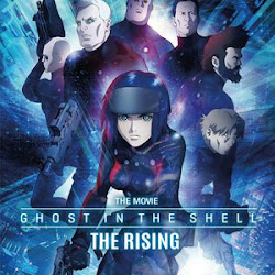 Poster Ghost In The Shell: The New Movie 2015