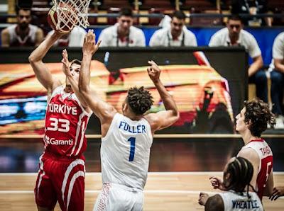 FIBA U20 Europe Türkiye - Büyük Britanya - Alp Karahan