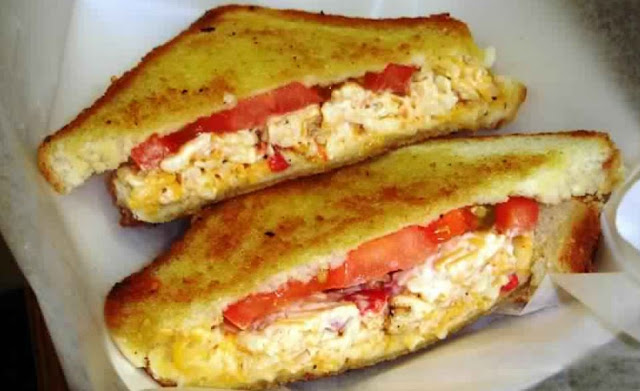 Pimento Cheese Sandwiches