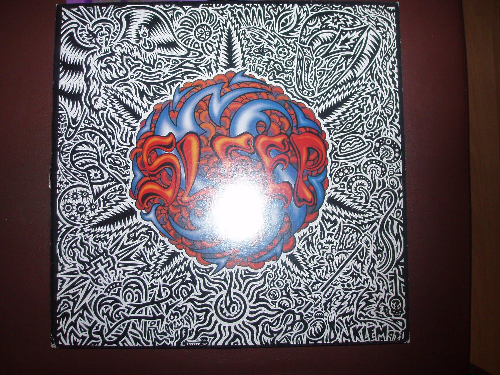 COUCH SLOUCH!!!!: Sleep-Sleep's holy mountain LP