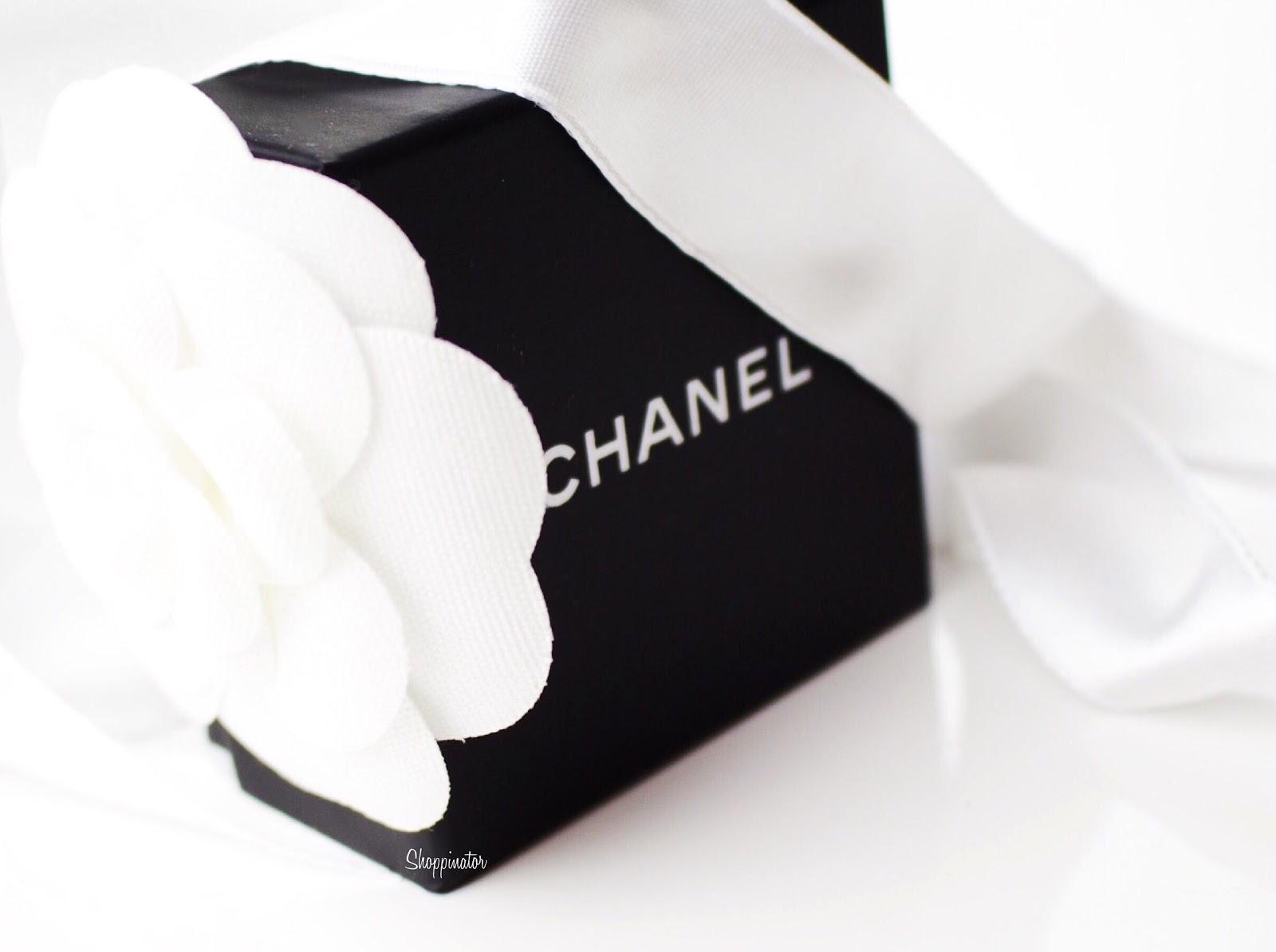 Meine Chanel Ohrringe