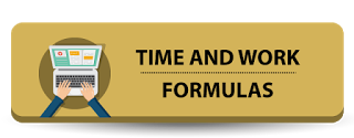 TIME AND WORK NOTE 2 WITH FORMULA SHORTCUT AND SOLUTION