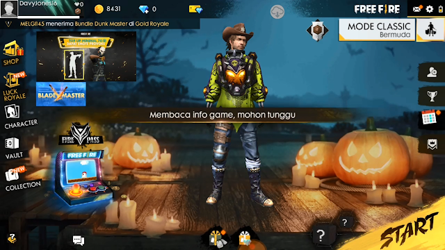 Tutorial Membuka Skin/Set Bundle Free Fire dengan Lulubox 11
