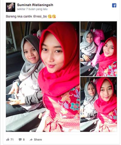 Polisi Dor Kepala Sendiri Karena Gagal Nikah, Ternyata Ini Foto-foto Calon Istrinya